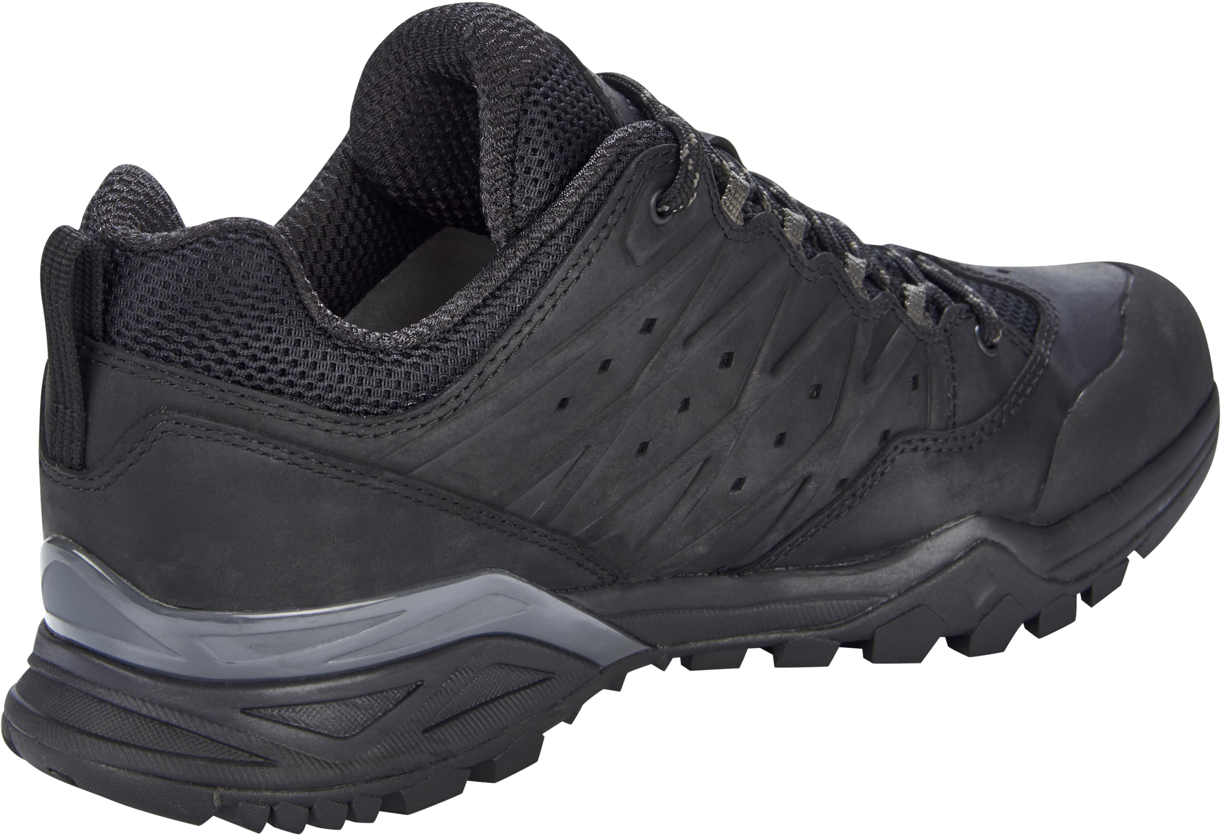 dd96dc738b28 The North Face Hedgehog Hike II GTX Shoes Men black at Addnature.co.uk